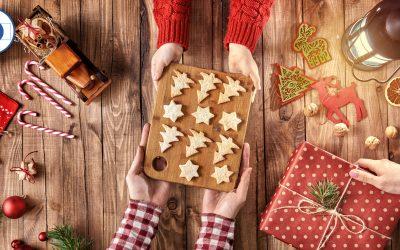 Salud bucodental en navidades y 5 consejos indispensables.