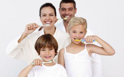 Todas las edades son ideales para tratar los dientes